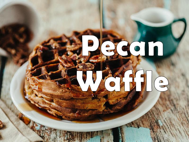 Pecan-Waffle