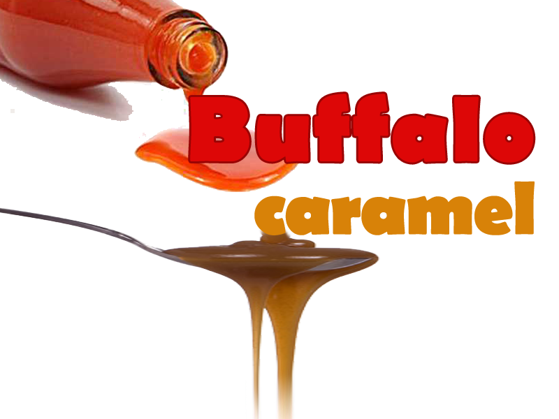 Buffalo Caramel Popcorn - That Popcorn Shack