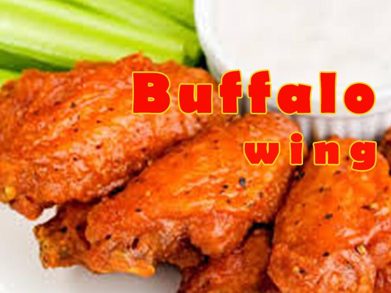 Buffalo Wing Flavored Popcorn - That Popcorn Shack