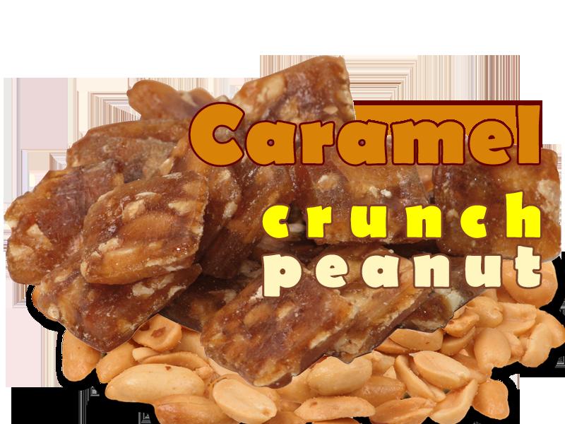 Caramel Crunch Peanut Popcorn - That Popcorn Shack