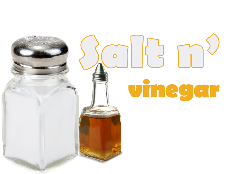 Salt n' Vinegar Flavored Popcorn - That Popcorn Shack